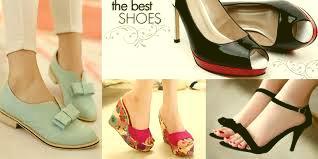 آشنایی با انواع مدلهای کفش زنانه 9