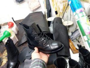 تاریخچه تولید کفش در ایران 1