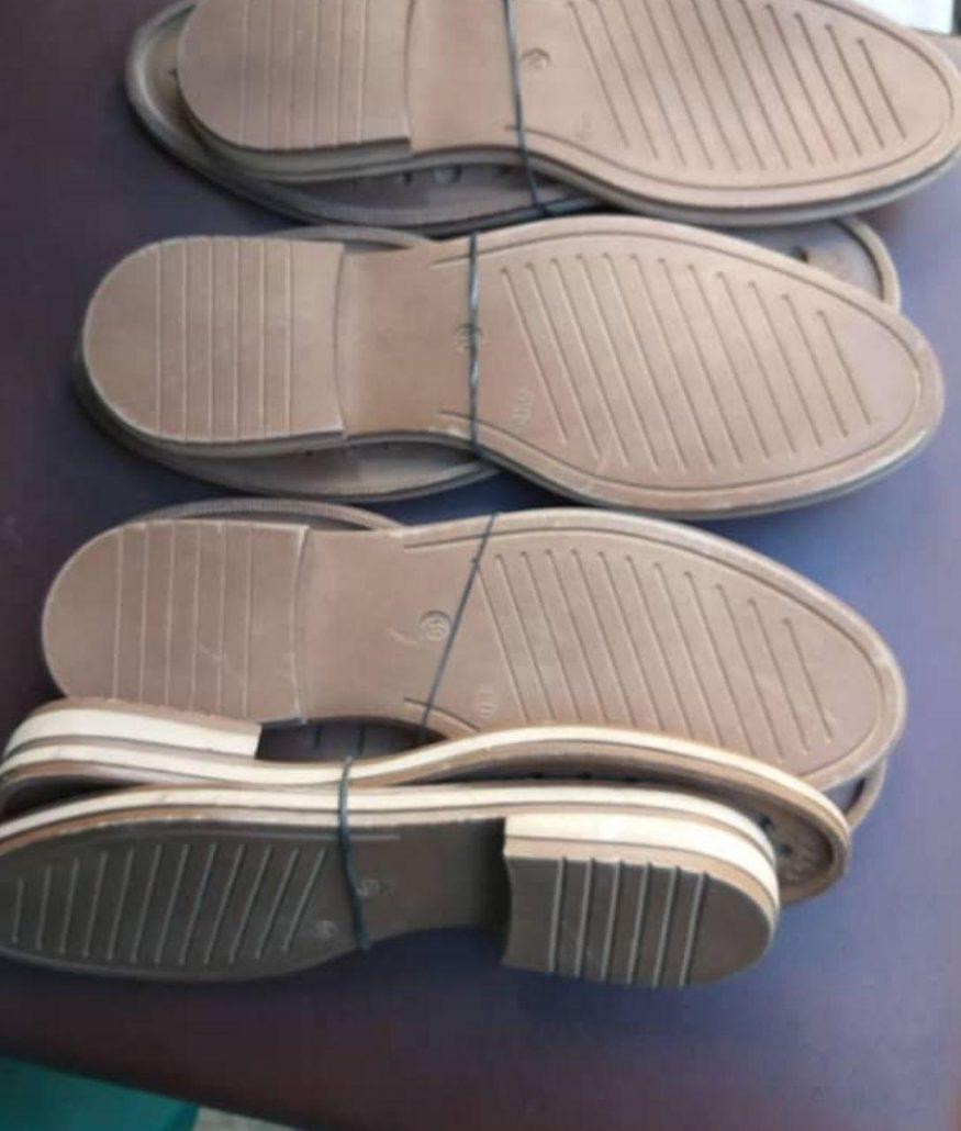 مواد مورد استفاده در تولید زیره کفش 12