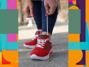 تولیدی کفش ورزشی تهران