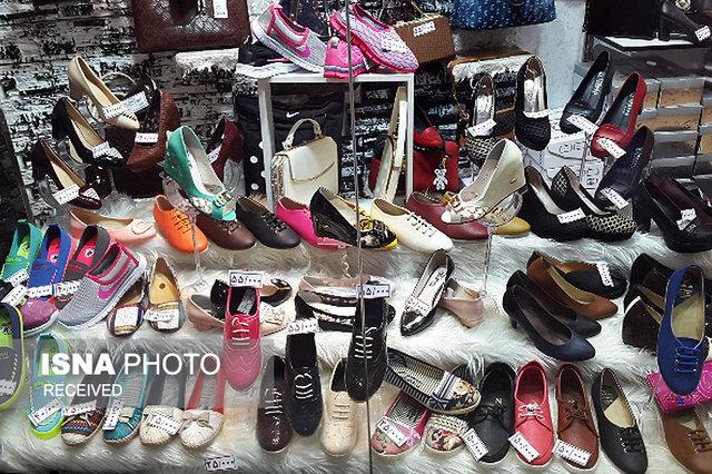 رکود بازار کفش همدان